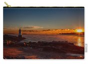 Dawn Rises Carry-all Pouch by Jeff Folger