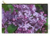 Dawns Lilacs Carry-all Pouch