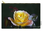 Day Breaker Rose Carry-all Pouch