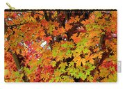 Day Glo Autumn Carry-all Pouch
