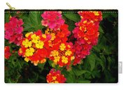 Day Glo Summer Carry-all Pouch