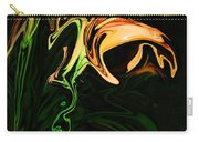 Day Lily At Night Carry-all Pouch
