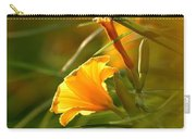 Day Lily Backlit Carry-all Pouch