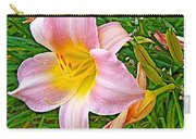 Day Lily Near Ottawa-ontario  Carry-all Pouch