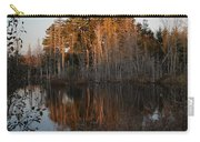 Daybreak At The Pond Carry-all Pouch