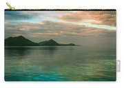 Daybreak Over Rodney Bay Carry-all Pouch