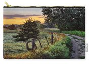 Daybreak Southwest Corner Fenceline Carry-all Pouch