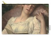 Daydreaming Carry-all Pouch by Conrad Kiesel