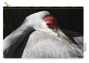 Daydreaming Sandhill Crane Carry-all Pouch