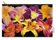 Daylily Banner Carry-all Pouch