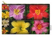 Daylily Days  Carry-all Pouch