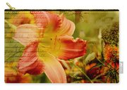 Daylily Memories Carry-all Pouch