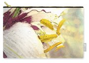 Daylily Photoart With Verse Carry-all Pouch