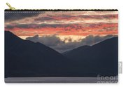 Days End On Lake Wakatipu Carry-all Pouch