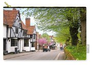 Days Gone By In Bishop's Stortford High Street Carry-all Pouch
