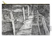 Days Gone By Carry-all Pouch by Janet Felts