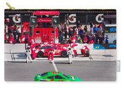 Daytona Speedway Race View Carry-all Pouch