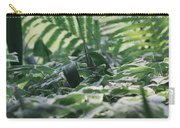 Dazzle Camouflage Patterns In The Garden Carry-all Pouch