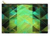 Dazzle Dunes Carry-all Pouch by Elizabeth McTaggart