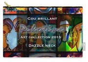 Dazzle Neck Art Collection Carry-all Pouch