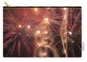 Dazzling Fireworks Carry-all Pouch