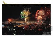 Dazzling Fireworks Iv Carry-all Pouch