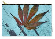 Dazzling Japanese Maple Leaf Carry-all Pouch