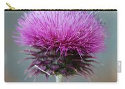 Dazzling Thistle Beauty Carry-all Pouch