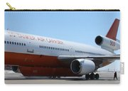 Dc-10 Air Tanker At Rapid City Carry-all Pouch