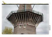 De Gooyer Windmill In Amsterdam Carry-all Pouch