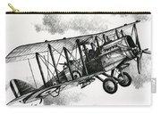 De Havilland Airco Dh.4 Carry-all Pouch