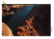 Dead Horse Point Colorado River Bend Carry-all Pouch