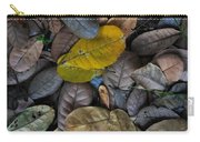 Dead Leaves Carry-all Pouch