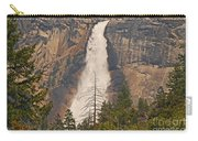 Dead Pine Tree Carry-all Pouch