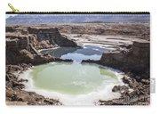 Dead Sea Sinkholes  Carry-all Pouch