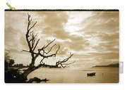 Dead Tree And Sea Carry-all Pouch