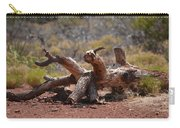 Dead Wood Crawl Carry-all Pouch