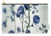 Deadly Beauty Carry-all Pouch by Priska Wettstein