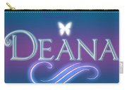 Deana Name Art Carry-all Pouch