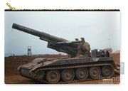 Death Dealer II  8 Inch Howitzer  At Lz Oasis Vietnam 1968 Carry-all Pouch