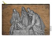 Death Of Christ Carry-all Pouch