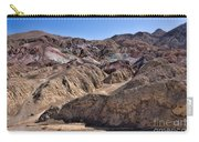 Death Valley Artist Pallet Carry-all Pouch