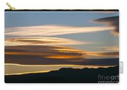 Death Valley Evening Sky Carry-all Pouch