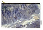 Death Valley From Outer Space Carry-all Pouch