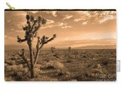 Death Valley Solitude Carry-all Pouch