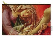 Deatil From The Lamentation Of Christ Carry-all Pouch