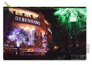 Debenhams Bournemouth At Christmas Carry-all Pouch