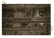 Decaying Building In Glasgow Carry-all Pouch
