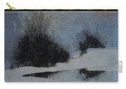 December Dusk Carry-all Pouch