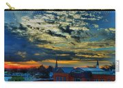 December Sunrise In Annapolis Carry-all Pouch